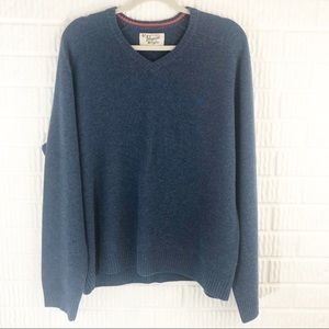 Original Penguin blue wool sweater
